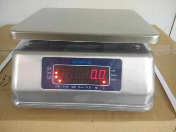 Waterproof Weighing Scales