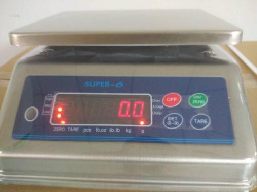 Waterproof Digital Scales