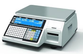 Digital CAS Scales