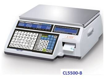 Digital Labelling & Receipt Scales
