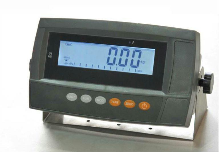 Digital Weighing Display