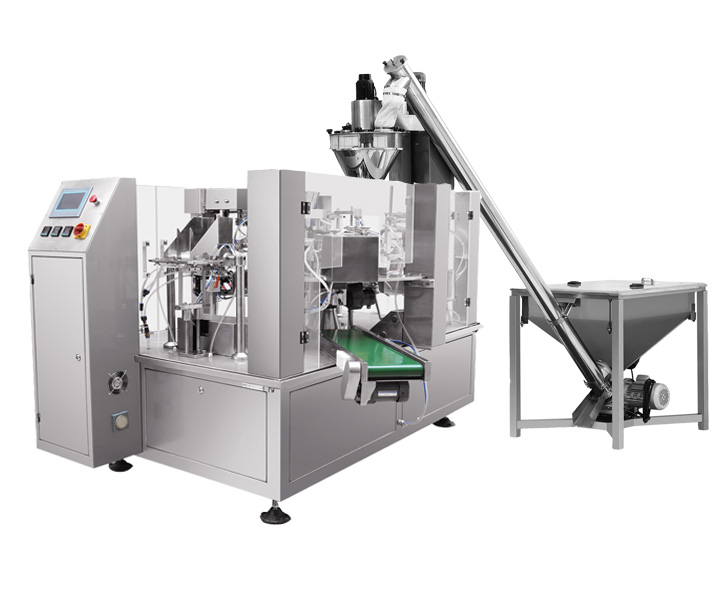 Rotary Bagger System