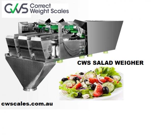 Salad Weigher