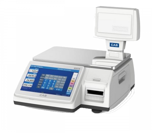 cl7200 Labelling Scales