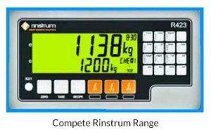 compete rinstrum range