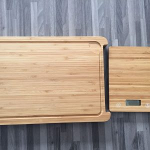 cutting board scale