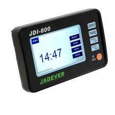 Touchscreen Digital Weighing Display