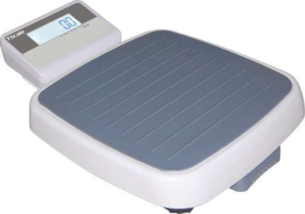 Stand on Medical Scales