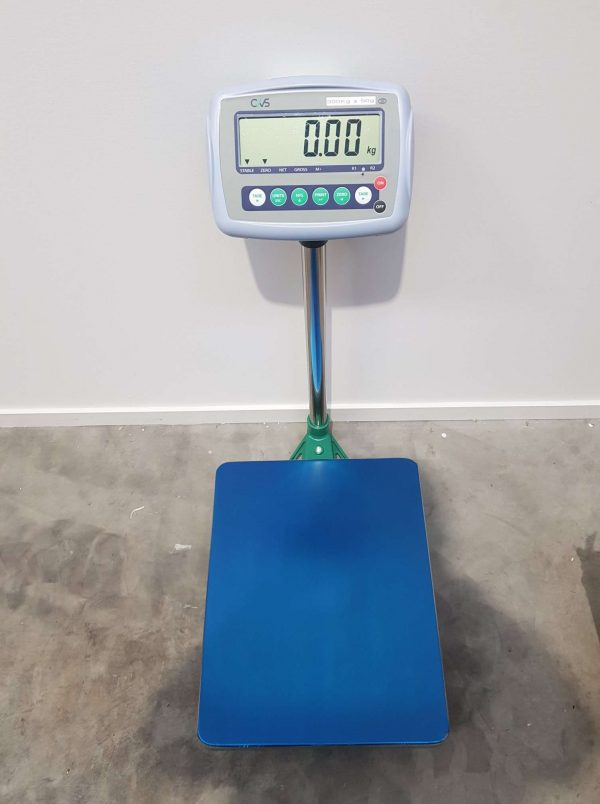 Personal weighing scales